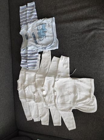Kaftaniki niemowlęce r.62
