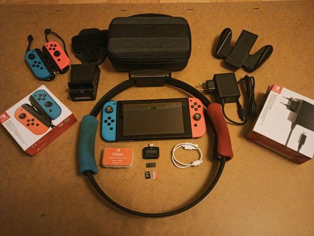 Nintendo Switch CFW zestaw