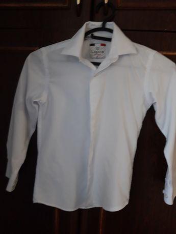 Біла сорочка майже нова