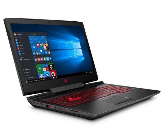 "Laptop Gamingowy HP Omen 15"" i5 GTX1050"
