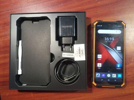 Защищённый Doogee S88 Plus 8+128 Гб, 10000 мАч. Идеальное состояние
