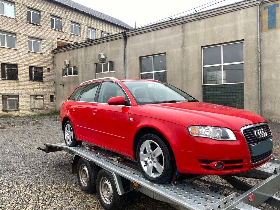 Запчасти,Разборка,Капот,Крыло,Бампер Audi A4 B7 Sedan,Avant Черновцы - изображение 1