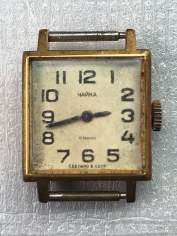 Часы позолота ау 12.5