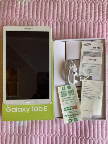Планшет SAMSUNG Galaxy Tab E9 SM-T561 WHITE