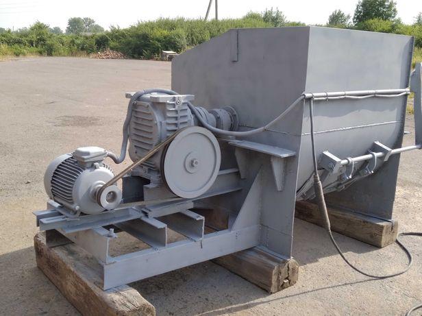 Розчинозмішувач для будівельних робіт(бетономішалка)