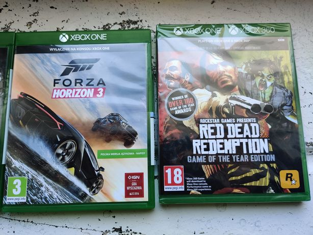 GRY PS3 i Xbox ONE