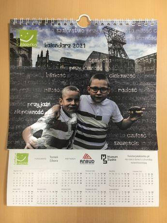Kalendarz ścienny, na biurko, na 2021 NOWY!