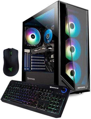 IBuyPower Trace MR 4 BB991R i5-10400F/8/ 1TB SSD/GeForce GTX 1650 4GB
