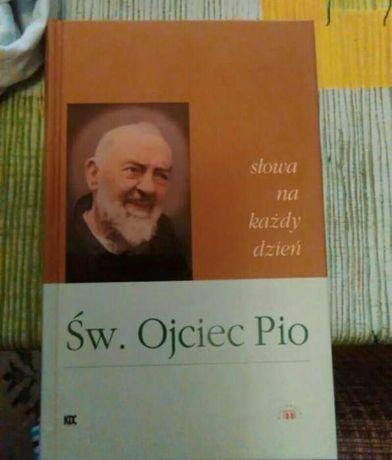 Książka Święty Ojciec Pio slowa na każdy dzień