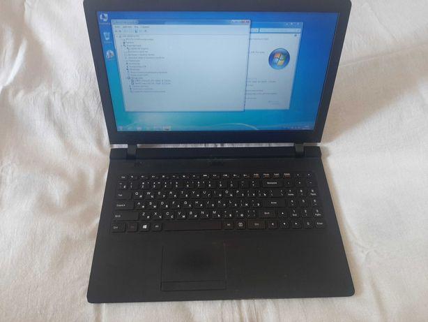 Ультрабук Lenovo 100-15IBY! 2 ядра/Ram 4GB/HDD640GB/АКБ 3 часа