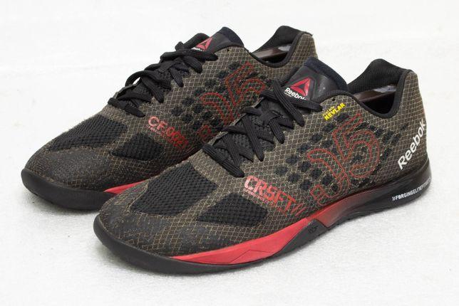Reebok Crossfit Nano 5.0 р 42,5 - 27.5см кроссовки мужские для спорта