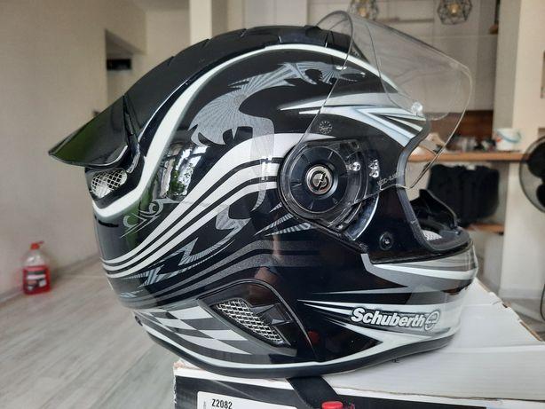 Kask integralny Schuberth SR1 Racing Line rozmiar S 54-55