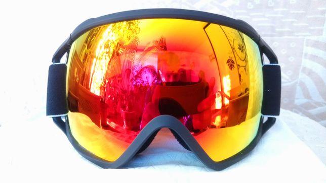 Очки лыжные горнолыжные ANON CIRCUIT