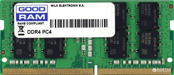 оперативная память Good Ram ddr4 4gb