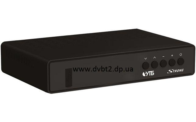 Strong SRT 7602 УТБ Спутниковый тюнер viasat 7600 Виасат ресивер ТВ Т2
