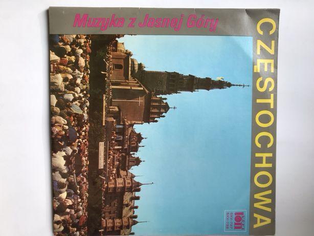 Muzyka z Jasnej Góry winyl vinyl