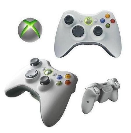 Pad Bezprzewodowy Xbox 360 Biały Oryginał * Video-Play Wejherowo