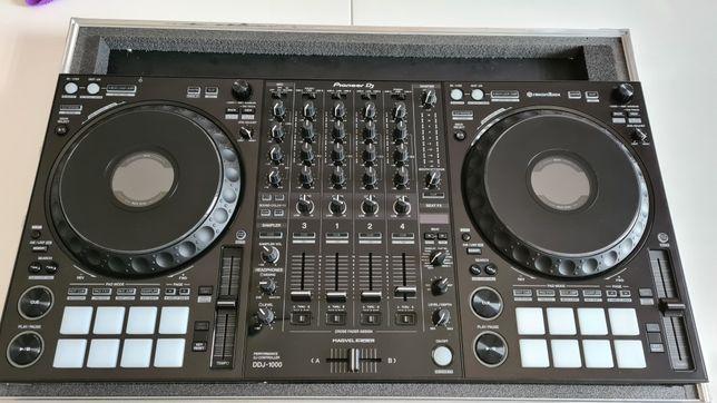 Pioneer ddj-1000 dj kontroler + case