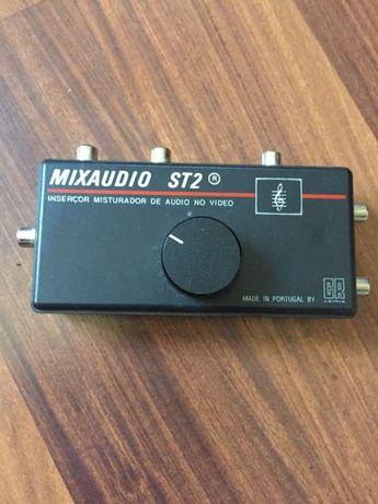 Misturador de audio e video - Mixaudio ST2