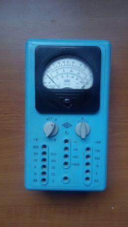 Комбинированный измерительный прибор Ц-20