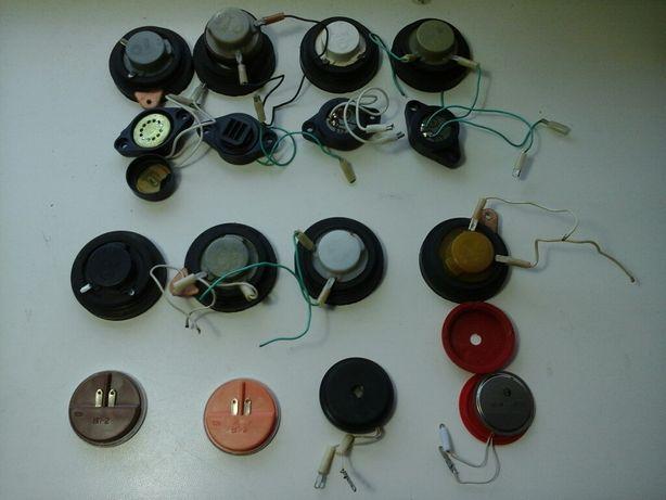 4 комплекта телефоних капсулей тлф ЕЛЕТОН