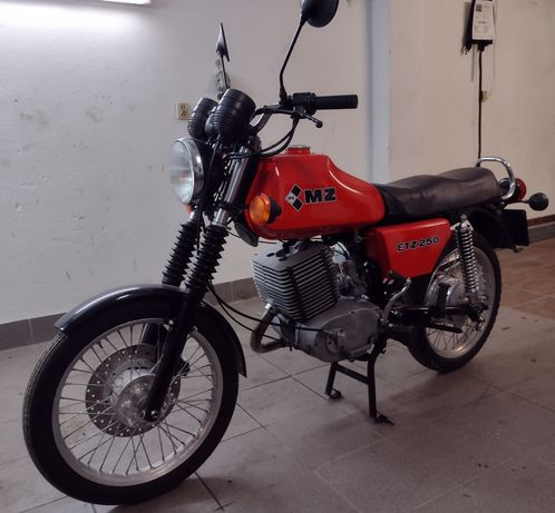 MZ 250, ETZ 250, jak nowa , oryginał...