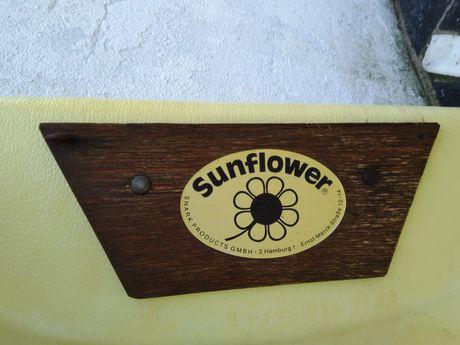 Barco sunflower conforme fotos