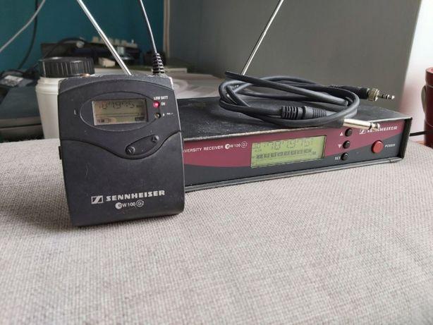 mikrofon-mikroport bezprzewodowy Sennheiser EW100 G2 wysyłka Gratis