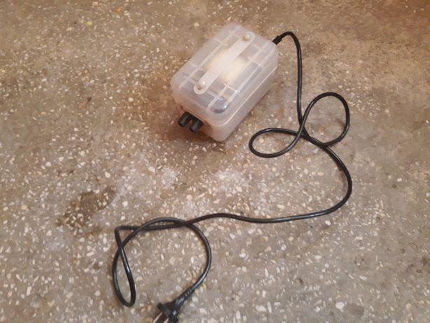 Transformator 24 v z ochroną IP nieużywany