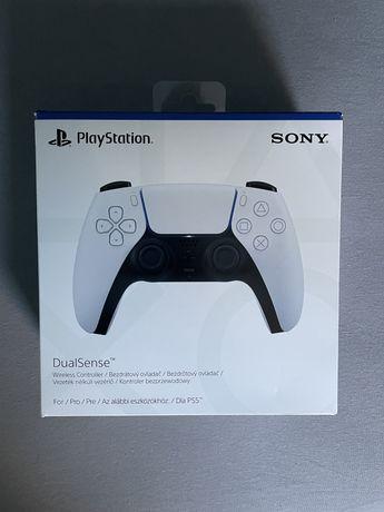 Kontroler SONY DualSense Biały do PS5