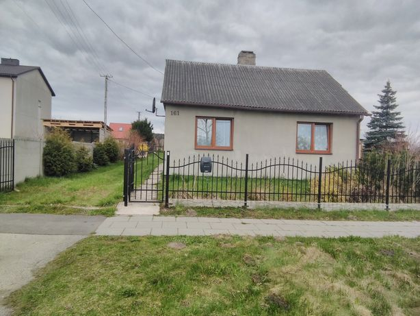 Sprzedam dom z działką adres: ul. Warszawska 161, Skarżysko Kamienna