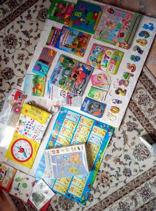 учебники *игры*книги*пазлы*английский для детей 1-4 кл. Николаев - изображение 1