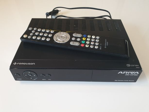 Ferguson combo ariva 250 HD DVB-T dekoder/tuner TV i Satelitarny NC+