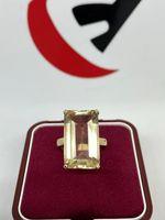 Złoty pierścionek 14k 8,67g.