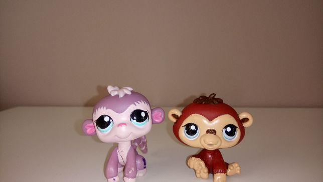 Littlest Pet Shop - Małpki