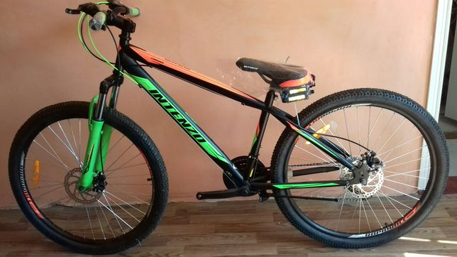 Горный велосипед INTENZO Forsage 26 Рама 15.Shimano.