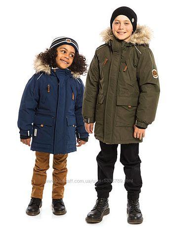 Зимние Парки-куртки Nano Канада, теплые до-30 от 2 до 14 лет