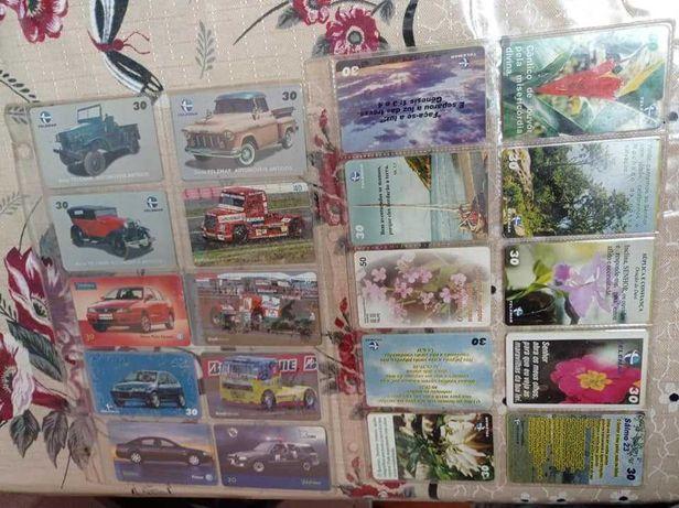 lote de 200 cartoes telefonicos paises do mundo 1