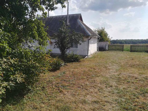 Продам будинок в селі Тарасівка з виходом до річки