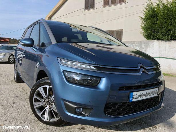 Citroën C4 Grand Picasso Intensive 1.6 HDI 115CV - 7 Lugares