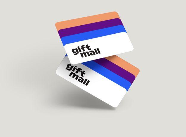 Картки Gift mall на 12000 грн