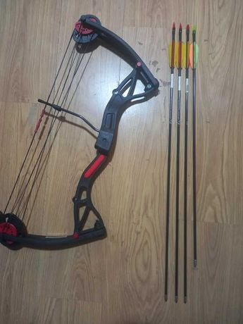 Łuk Bloczkowy Poe Lang Buster 15-29 lbs