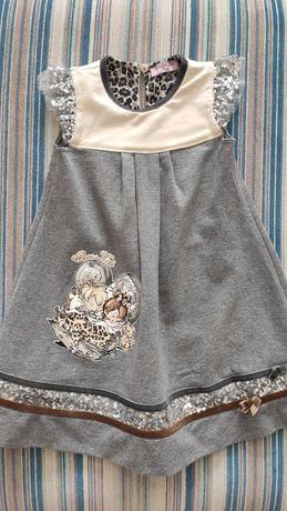 Платье Monnalisa на 3 года