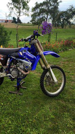 Yamaha yz450f 2005r