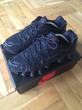 Buty Nike Shox TL czarne