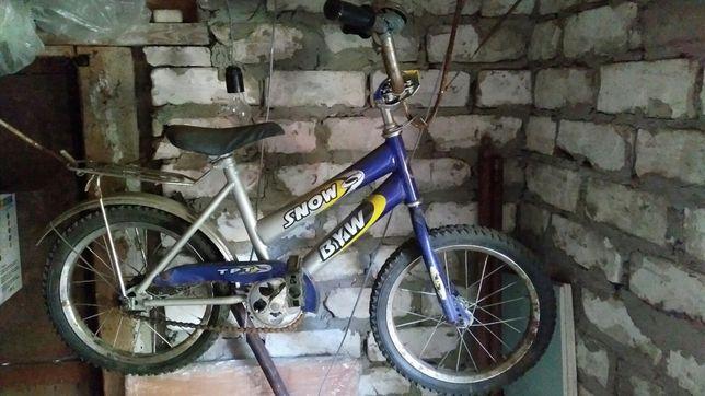 Детский велосипед 5-7 лет на восстановление.