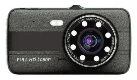 Видеорегистратор автомобильный на две камеры DVR CT520 S16 FULL HD