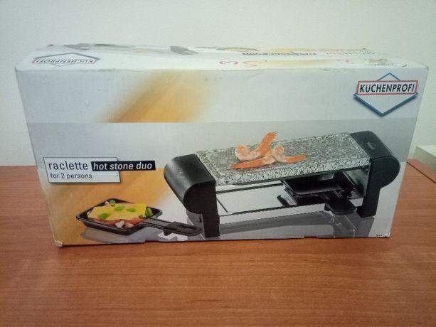 grill elektryczny raclette