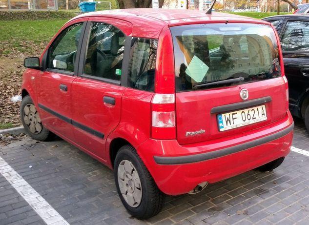 Fiat panda 1.1 2008