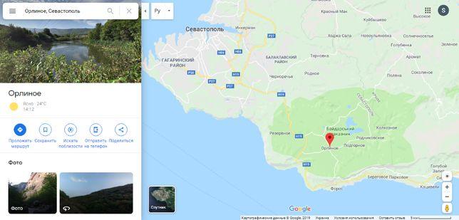 Земельный участок на юге Крыма